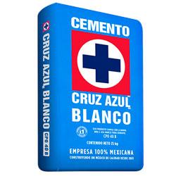 Cemento Blanco Cruz Azul