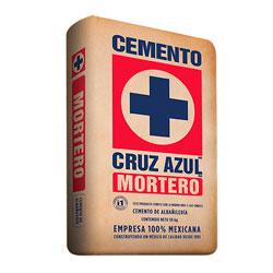 Cemento Mortero Cruz Azul